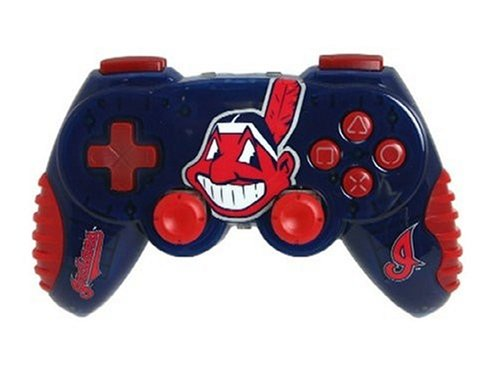 PlayStation 2 MLB Cleveland Indians Pad Controller ()
