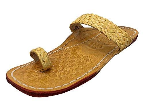 Stap N Stijl Heren Kleding Chappel Rajasthani Schoenen Tribale Schoenen Khussa Schoenen Jutti