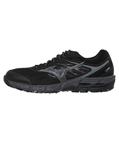 Mizuno Wave Kien 4G de TX Trail unidad Zapatos Mujer, negro/antracita