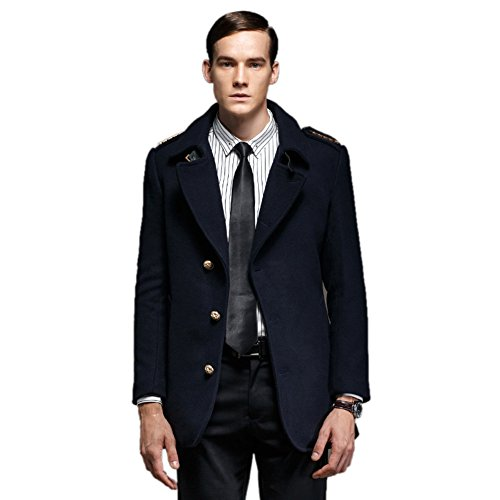 Military pea coat men | Men's Outerwear | Compare Prices at Nextag