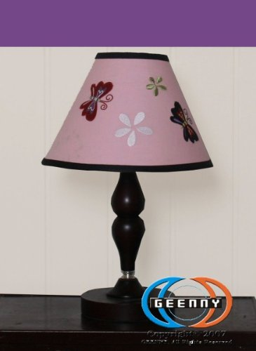 GEENNY Lamp Shade without Base, Daisy Garden by GEENNY