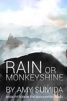 Rain Monkeyshine Book 15 Godhunter ebook product image