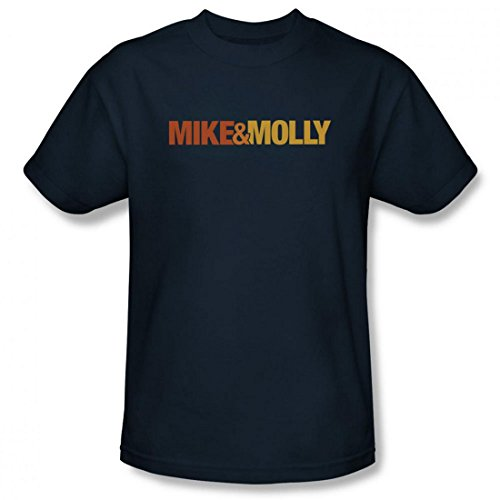 Mike & Molly Logo T-Shirt Medium