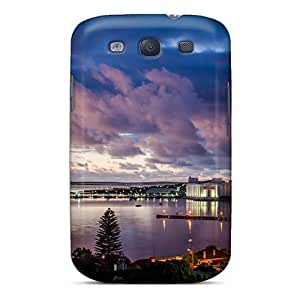 For Galaxy S3 Protector Case Beautiful South Australia Phone Cover
