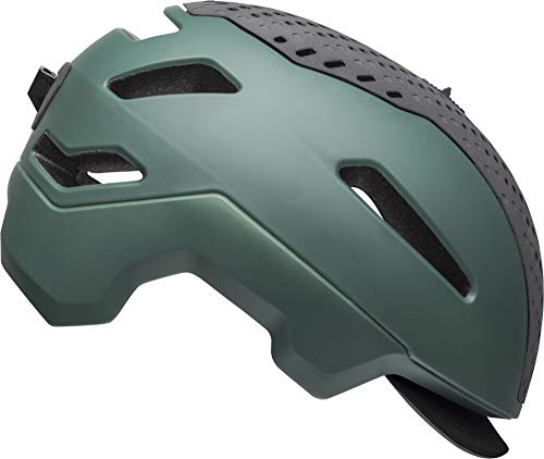 Bell Annex MIPS Adult Commuter Bike Helmet (Tactical Matte/Gloss Green (2019), Large) (Best Commuter Bicycle 2019)
