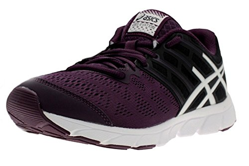Women's Pied Gel à Chaussure Course De Purple Asics Evation SZqwgqR