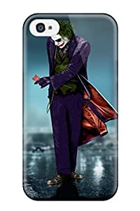 Iphone High Quality Tpu Case/ The Joker KkQUgxb2703ojUmy Case Cover For Iphone 4/4s