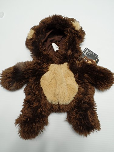 Bootique Teddy Bear Dog Costume, Small, S, 2689041