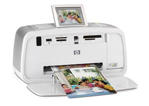 HP Photosmart 475 Compact Photo Printer (Q7011A#ABA)