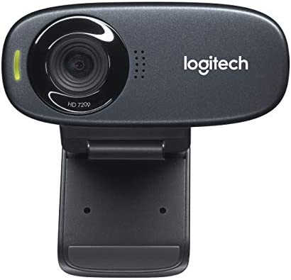 Logitech HD Webcam C310, Standard Packaging - Black