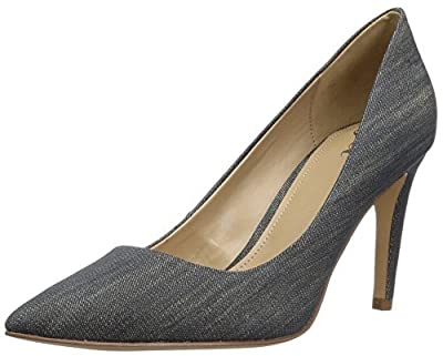 The Fix Women's Jennings Banana Heel Dress Pump