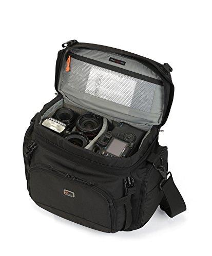 Lowepro Magnum 200 AW Shoulder Bag (Black) by Lowepro (Image #3)