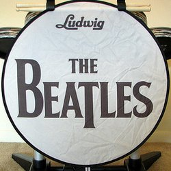 Beatles Rock Band Foot Bass Kick Drum Shade PS3/XBOX/WII ()