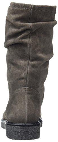 Gabor Fashion, Stivali Donna Marrone (Wallabyanthrazit)