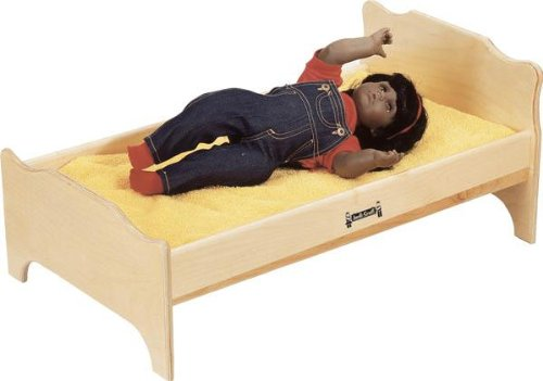 Jonti-Craft 0215JC Doll Bed ()