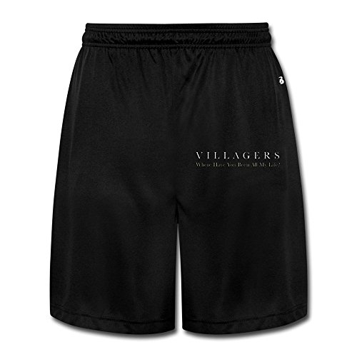 Tara Of United Costumes States (Villagers Fashion Mens Short Pants Pants)
