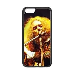 iPhone 6 Plus 5.5 Inch Phone Case Black Jethro Tull Live At Madison Square KI7G6GLY Plastic Phone Covers