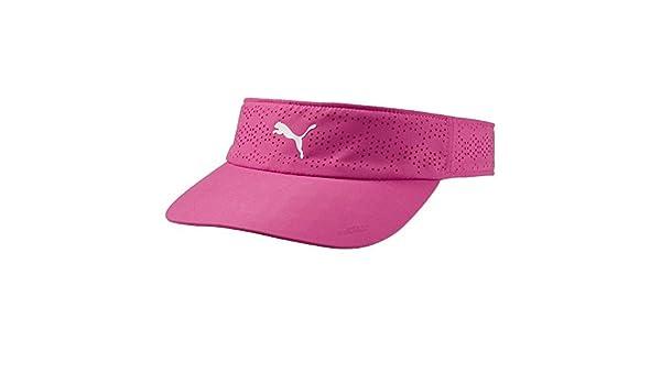 3c9baa40a26 Puma Golf 2018 Women s Duocell Visor (Carmine Rose
