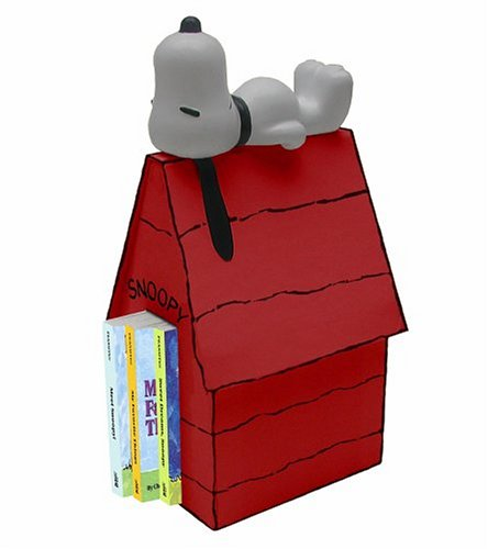 Snoopy's Doghouse Library book set 1-3 ebook