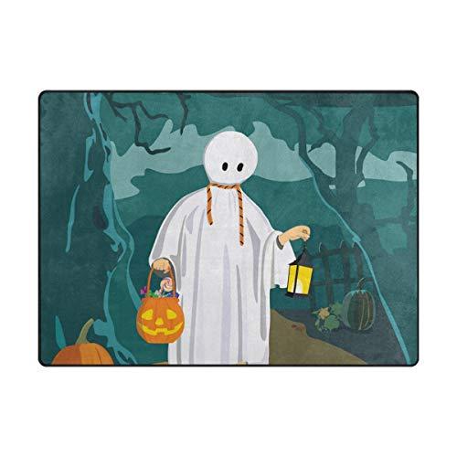 halloween area rug non slip