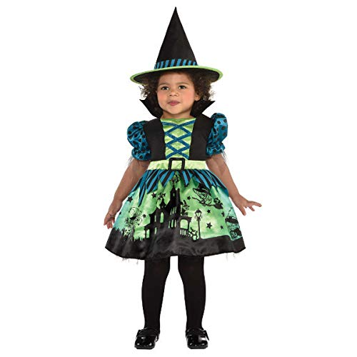 amscan Hocus Pocus Witch, Toddler, 12-24 Months