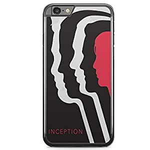 Loud Universe Inception Cast iPhone 6 Case Dark and Red iPhone 6 Cover with Transparent Edges