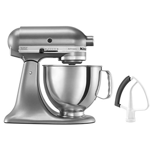 kitchen aid 5qt artisan mixer - 9