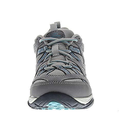 Women's Walking Easy Grey Shoe Exploremap Spirit gqtxawtv5