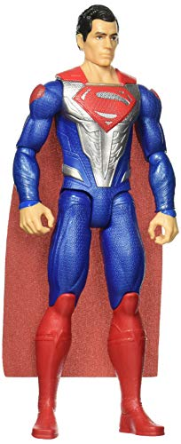 - DC Justice League Superman Armor Action Figure, 12