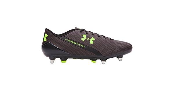 Under Armour CRM Speedform CRM Hybrid Soccer Cleats Boots Mens 5.5 Black Womens 6.5