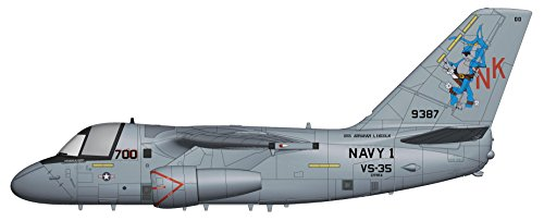 Hobby Master 4905 S-3B Viking George W. Bush VS-35 2003 1/72 Scale - Viking S-3b Aircraft