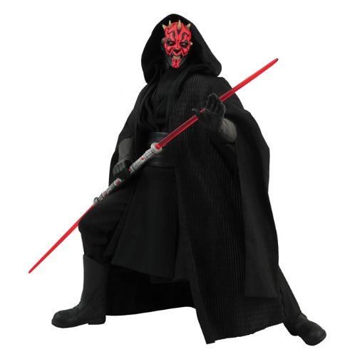 Star Wars Ultimate Quarter Scale Darth Maul Action Figure (Scale Ultimate Quarter)