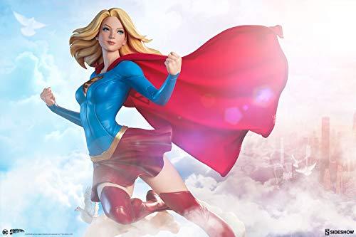 410EVpjpADL Sideshow DC Comics Supergirl Premium Format Figure Statue by Stanley 'Artgerm' Lau