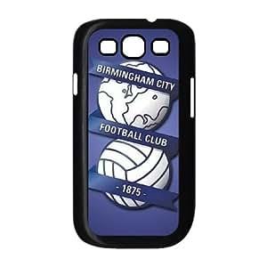 Birmingham City Football Club funda Samsung Galaxy S3 9300 caso del teléfono celular funda A6O9DKPDQF negro