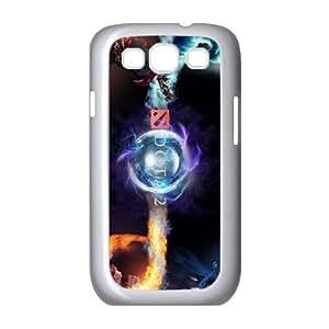 Dota 2 014 plastic funda Samsung Galaxy S3 9300 cell phone case funda white cell phone case funda cover ALILIZHIA13999