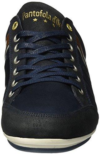 uomo dress da D'oro Allassio Uomo Blues Sneakers blu Low Pantofola BaHvUqwB