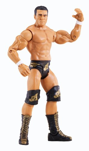 WWE Alberto Del Rio Action (Elimination Chamber Toy)