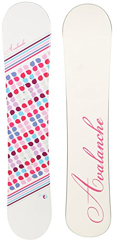 Avalanche Finesse Snowboard Womens Sz 150cm - Avalanche Snowboards 150