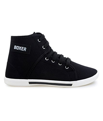 4e5822d7ad9 ETHICS Perfect Black Sneaker Shoes for Women