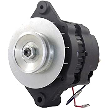 amazon com new alternator for mercury marine 12449 19685 817119 rh amazon com