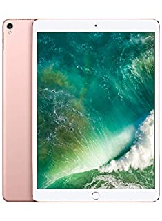 Apple iPad Pro (10.5-inch, Wi-Fi, 512GB) - Rose Gold (Previous Model) (B072V5DXWQ) | Amazon price tracker / tracking, Amazon price history charts, Amazon price watches, Amazon price drop alerts