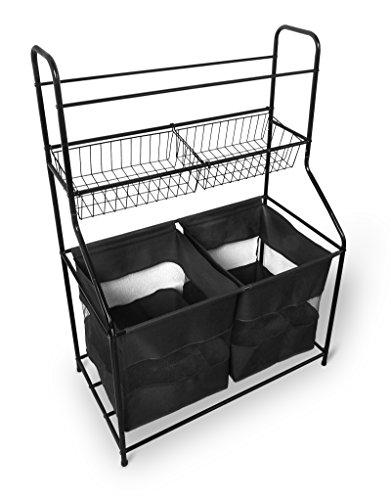 Bintopia 66601 Sport Storage Organizer, Black
