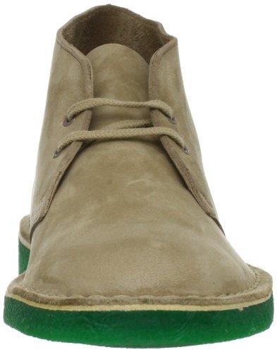 Clarks Desert Boot6 20353843 - Botines Desert para hombre Beige