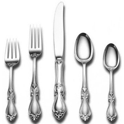 (Queen Elizabeth 5 Piece Flatware)