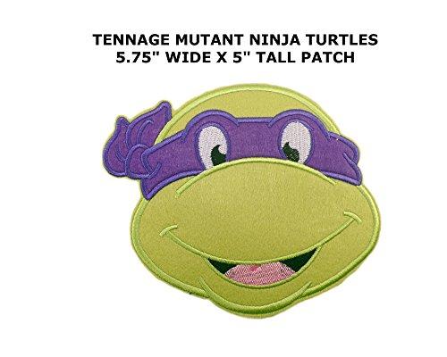 Teenage Mutant Ninja Turtles Donatello Purple Mask Large 5