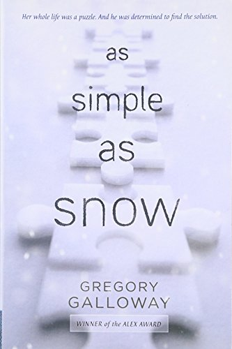 Book cover for As Simple as Snow