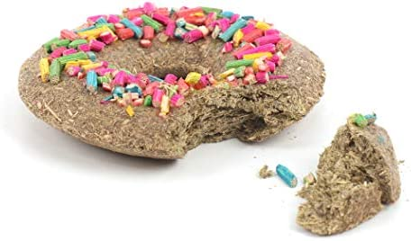 Ware Pet 3 Pack of Health-E Donut Small Animal Chews