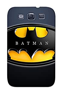 Christmas Gift - Tpu Case Cover For Galaxy S3 Strong Protect Case - Batman Cartoon Crazy Frankenstein Ta Ta P Cs Design