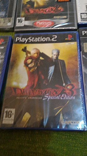 PS2 - Devil May Cry 3 - Special Edition - [PAL EU]