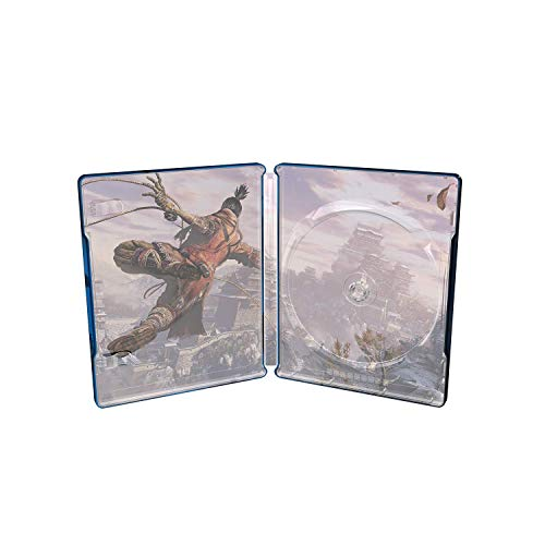 410EaSvklkL - Sekiro Shadows Die Twice - PlayStation 4 + Steelbook